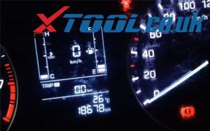 X100 Pad3 Hyundai I20 Elite Odometer 7