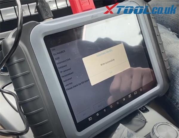 X100 Pad3 Kc501 Add Key 2013 Mercedes Slk 12