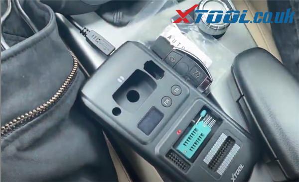 X100 Pad3 Kc501 Add Key 2013 Mercedes Slk 2