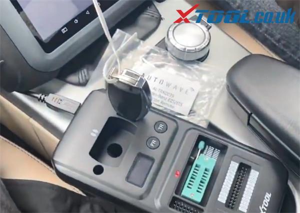 X100 Pad3 Kc501 Add Key 2013 Mercedes Slk 8