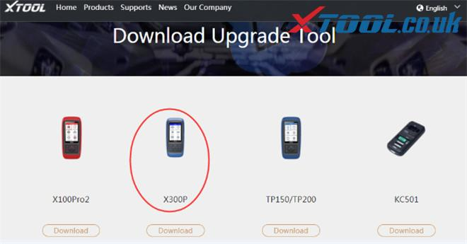 how to use Xtool 300p 07