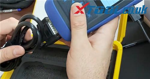 how to use Xtool 300p 01