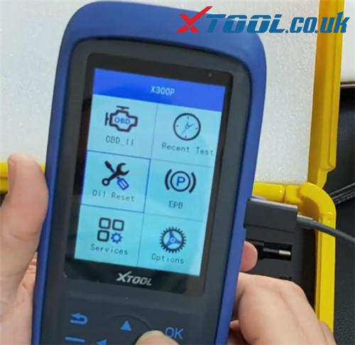 how to use Xtool 300p  02