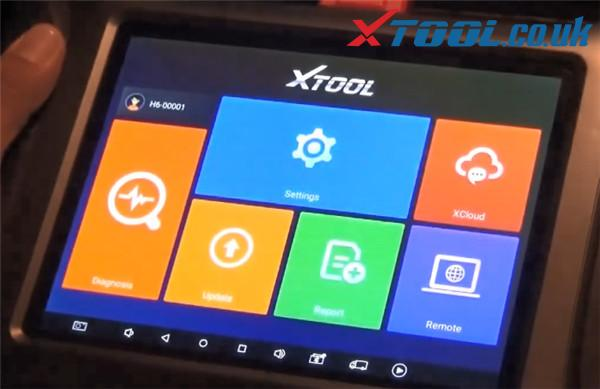 Xtool A80 H6 Diagnose Bmw X3 2015 1