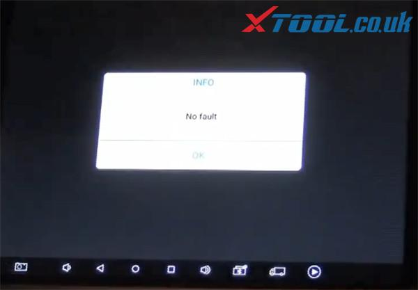Xtool A80 H6 Diagnose Bmw X3 2015 5