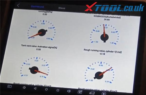 Xtool A80 H6 Diagnose Bmw X3 2015 7
