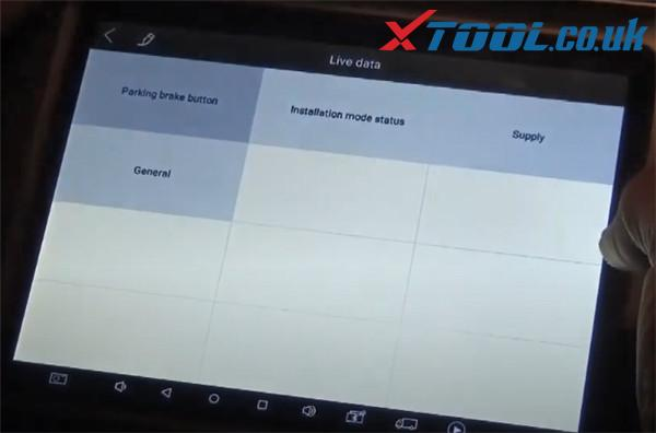 Xtool A80 H6 Diagnose Bmw X3 2015 9