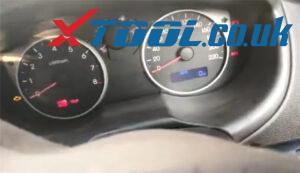 Xtool A80 Pro Change Mileage Hyundai I20 2010 4