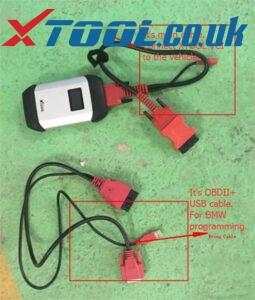Xtool A80 Pro Vci Cable Not Working Solution 2