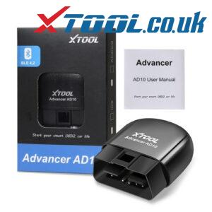 Xtool Ad10 App Download Diagnosis Guide 1