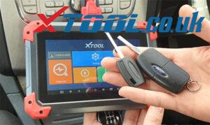Xtool X100 Pad Program 2008 Ford Focus 1