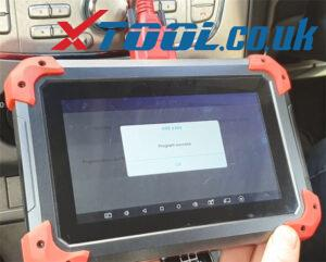 Xtool X100 Pad Program 2008 Ford Focus 7