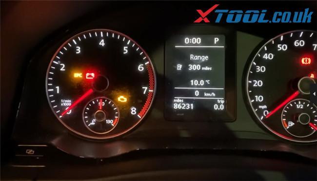 Xtool X100 Pro2 2010 Nec+ 24c32 Vdo Odometer 1