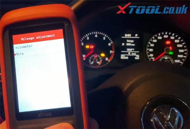 Xtool X100 Pro2 2010 Nec+ 24c32 Vdo Odometer 3