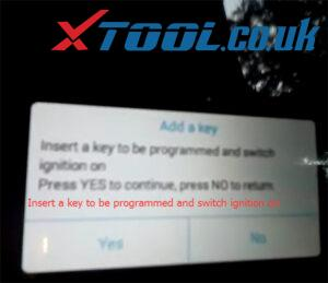 X100 Pad2 Pro Program 2016 Ford Focus 5