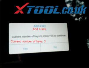 X100 Pad2 Pro Program 2016 Ford Focus 8