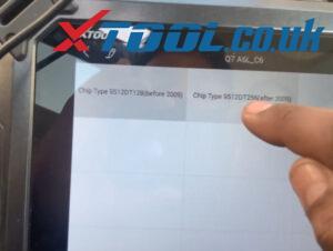 X100 Pad2 Pro Program Audi A6 Id8e 3