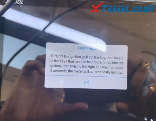 X100 Pad2 Pro Program Audi A6 Id8e 9