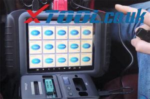 X100 Pad3 Kc501 Program Benz Clk 2006 1