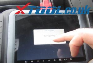 X100 Pad3 Program 2009 Renault Clio 8