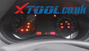 X100 Pad3 Program 2009 Renault Clio 9