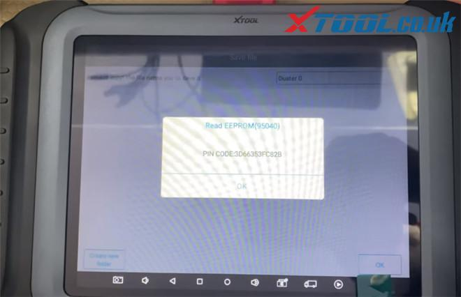 X100 Pad3 Program Renault Duster 2010 2013 Akl 10