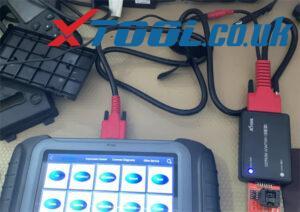 X100 Pad3 Program Renault Duster 2010 2013 Akl 4