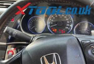 Xtool A80 Pro Program Honda City 5