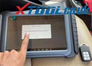 Xtool A80 Pro Program Honda City 6