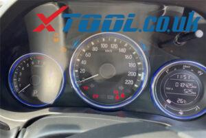 Xtool A80 Pro Program Honda City 9
