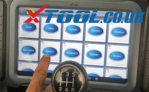 Xtool A80 Pro Program Suzuki Maruti 1