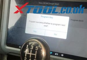 Xtool A80 Pro Program Suzuki Maruti 11