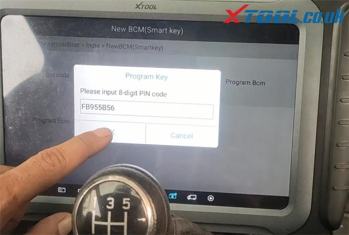 Xtool A80 Pro Program Suzuki Maruti 8