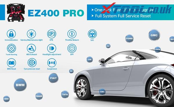Xtool Ez400 Pro