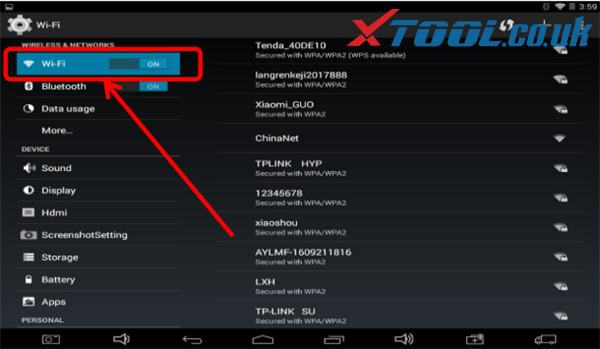 Xtool Ps90 White Screen After Initialization Solution 2