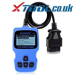Xtool V401 Vs Ancel Vd500 Vs Autophix V007 3