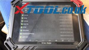 Xtool X100 Pad2 Pro Load Files To Pc
