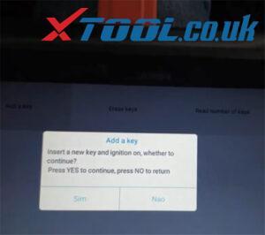 Xtool X100 Pad3 Program Ford Ecosport 2014 10