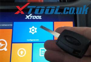 Xtool X100 Pad3 Program Ford Ecosport 2014 2
