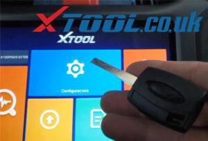 Xtool X100 Pad3 Program Ford Ecosport 2014 2