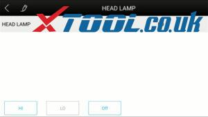 Xtool A30 Test 2007 Nissan Micra C+c 11