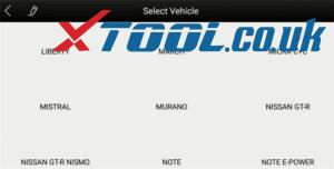 Xtool A30 Test 2007 Nissan Micra C+c 4
