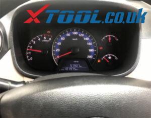 Xtool A80 Pro Hyundai I20 Pb 2016 Injector Code 1