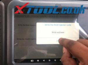 Xtool A80 Pro Hyundai I20 Pb 2016 Injector Code 11