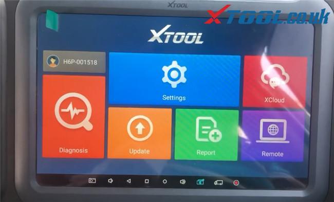 Xtool A80 Pro Hyundai I20 Pb 2016 Injector Code 2