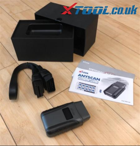 Xtool Anyscan A30 Review 3