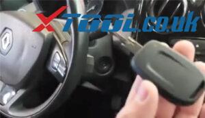 Xtool X100 Pad3 Program 2017 Duster Dacia 2