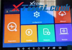 Xtool X100 Pad3 Program 2017 Duster Dacia 3