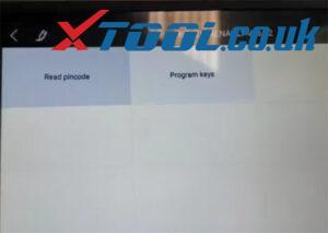 Xtool X100 Pad3 Program 2017 Duster Dacia 4