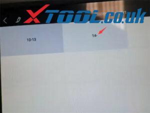 Xtool X100 Pad3 Program 2017 Duster Dacia 9